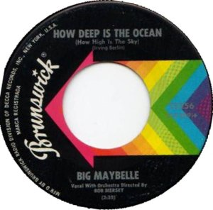 BIG MAYBELLE 63 A