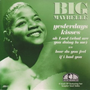 BIG MAYBELLE 90'S UK