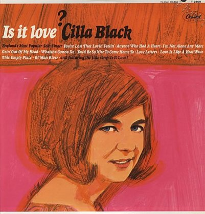BLACK CILLA - IS IT LOVE
