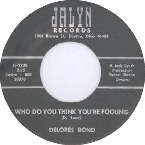 BOND DELORES 67 B
