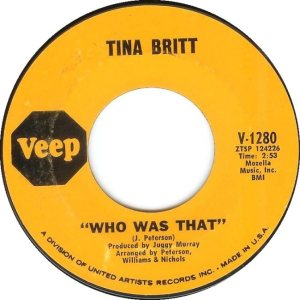 BRITT TINA 68 A