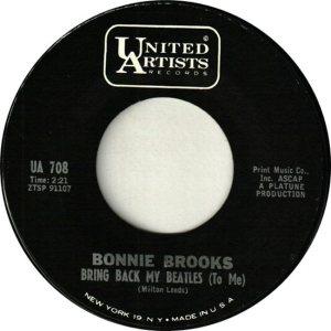 BROOKS BONNY 64 A