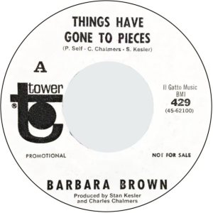 BROWN BARBARA 68 AA