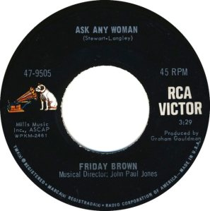 BROWN FRIDAY - 68 A