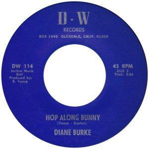 BURKE DIANE - 69 A