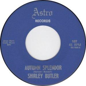 BUTLER SHIRLEY 65 A
