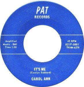 CAROL ANN 66 B