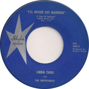 CARR LINDA IMPOSSIBLES 61 A