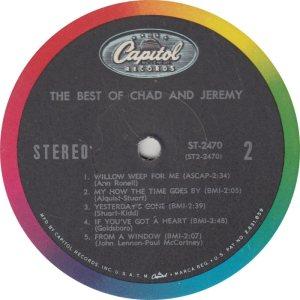 CHAD JEREMY 06 A