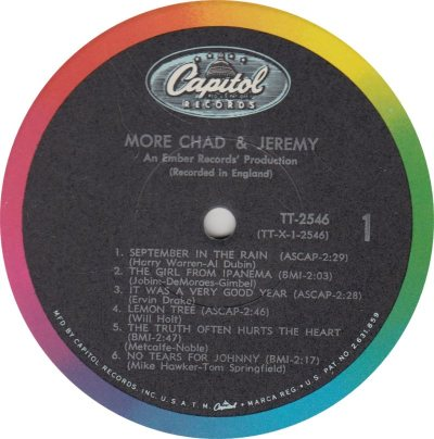 CHAD JEREMY 07 A