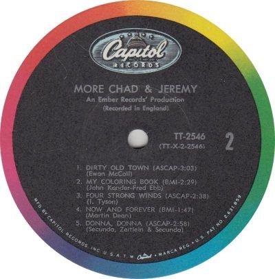 CHAD JEREMY 07 B