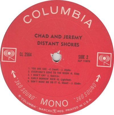 CHAD JEREMY 08 B