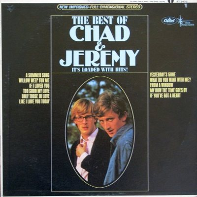 CHAD & JEREMY - BEST OF