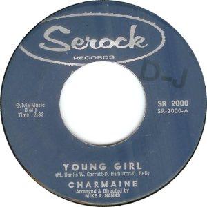 CHARMAINE 62 A