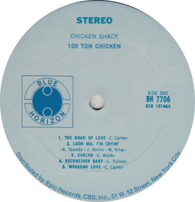 CHICKEN SHACK - 02 A