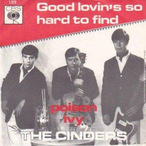 CINDERS - 65 NETH