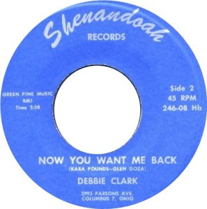 CLARK DEBBIE 64 B