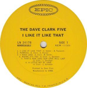 CLARK FIVE DAVE 06 A