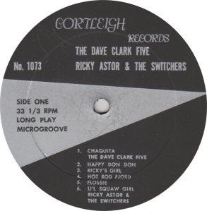 CLARK FIVE DAVE 09 A