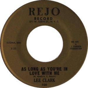 CLARK LEE - 63 B