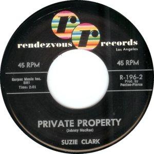 CLARK SUZIE 63 B