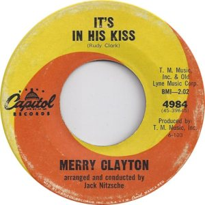 CLAYTON MERRY 63 A