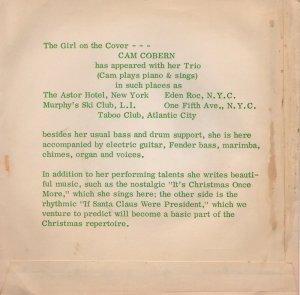 COBURN TRIO CAM - 1964 12 B
