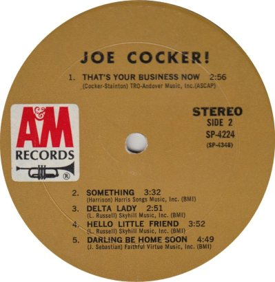 COCKER JOE - 02 B