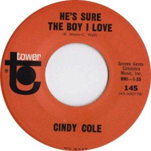 COLE CINDY 65 B
