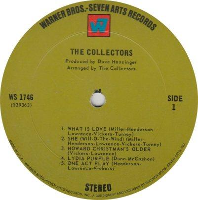 COLLECTORS 01 A