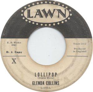 COLLINS GLENDA 65 A