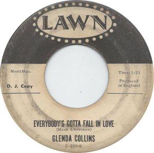 COLLINS GLENDA 65 B