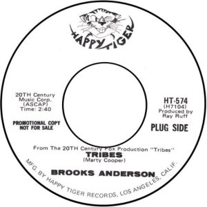 COOPER - ANDERSON - 71 A