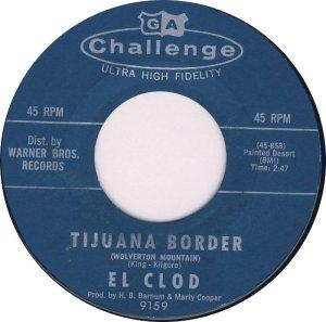COOPER - EL CLOD 7-62 B