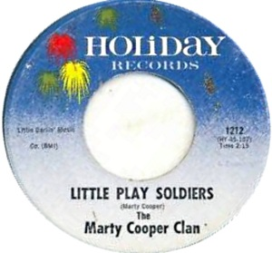 COOPER - LITTLE PLAY SOLDIERS 7-64