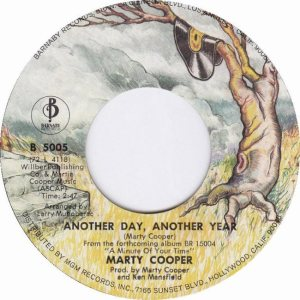 COOPER MARTY - BARNABY 9-72 B