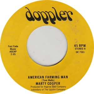 COOPER MARTY - DOPPLER 7501 A