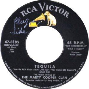 COOPER MARTY - RCA 5-63 A