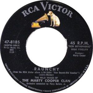 COOPER MARTY - RCA 5-63 B
