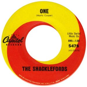 COOPER - SHACKLEFORDS 9-65
