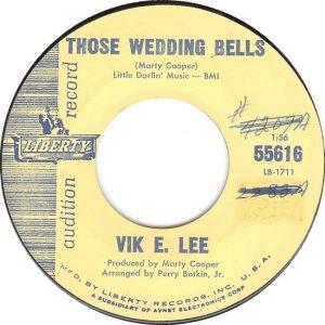 COOPER - VIK E LEE 9-63