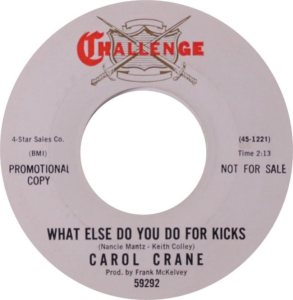 CRANE CAROL 65 B