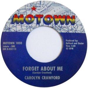 CRAWFORD CAROLYN 63 A