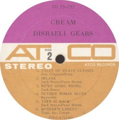 CREAM - DISR C