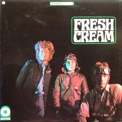 CREAM - FRESH CREAM A