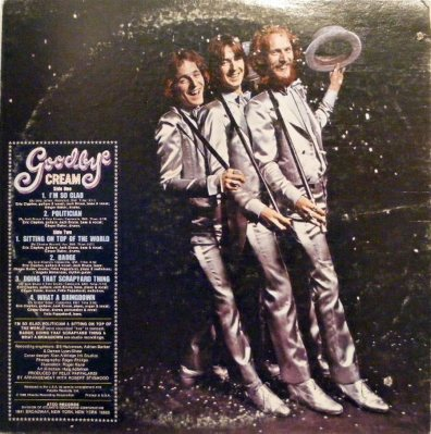 CREAM - GOODBYE B