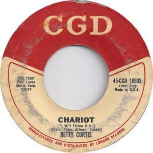 CURTIS BETTY 63 A