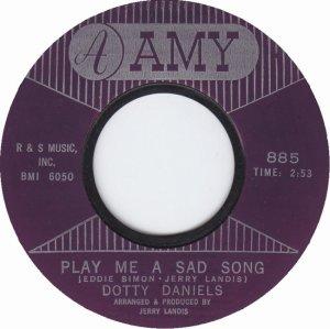 DANIELS DOTTIE - 63 B