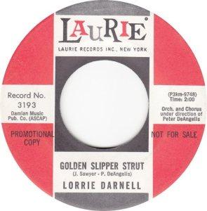 DARNELL LORRIE - 63 A