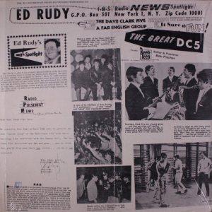 DAVE CLARK FIVE - ED RUDY B
